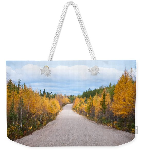 Autumn In Ontario Weekender Tote Bag