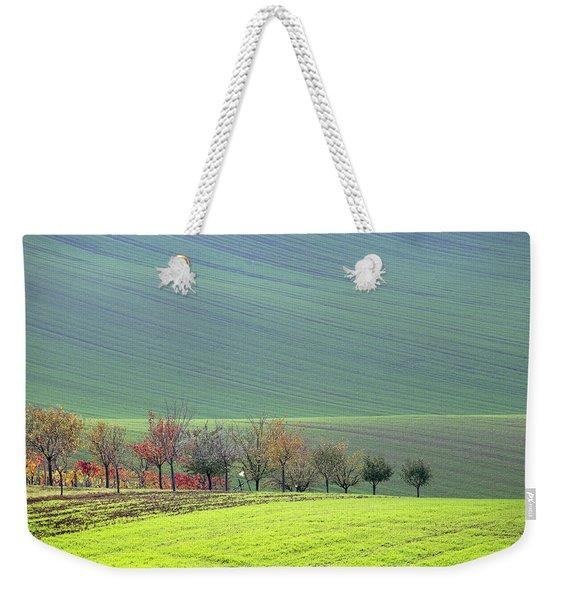 Autumn In South Moravia 18 Weekender Tote Bag