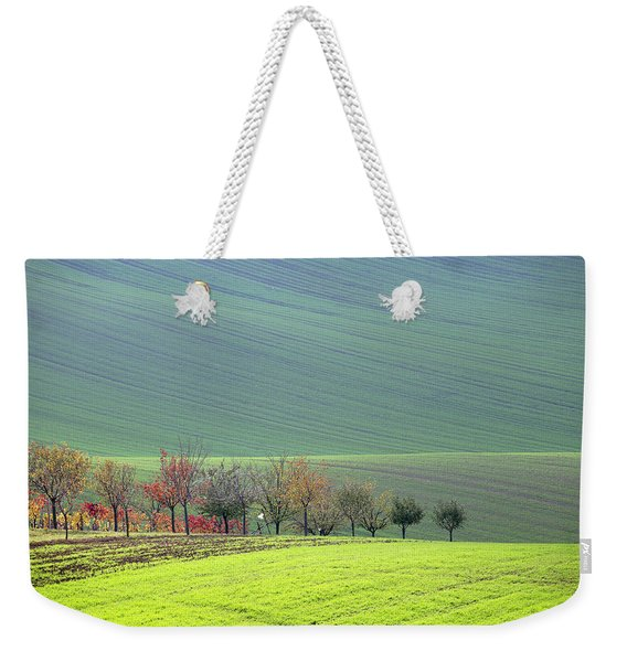 Autumn In South Moravia 18 Weekender Tote Bag