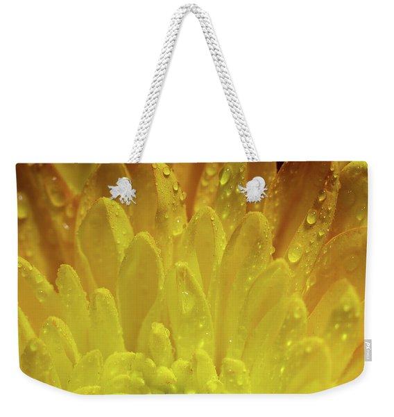 Autumn Macro-1 Weekender Tote Bag