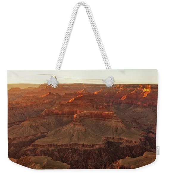 Awash With Light Weekender Tote Bag