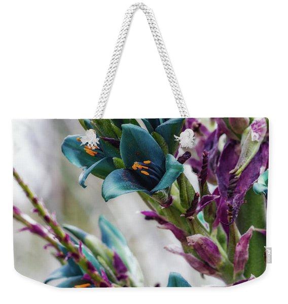 Azure Dreams Weekender Tote Bag
