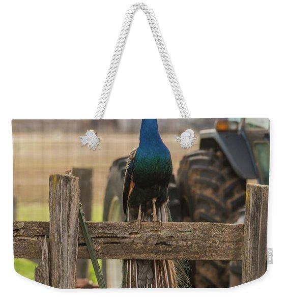 B33 Weekender Tote Bag