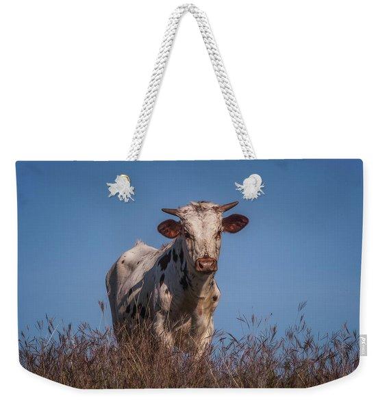 Baby In The Bush Weekender Tote Bag