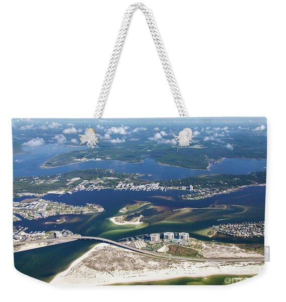 Backwaters 5122-a Weekender Tote Bag