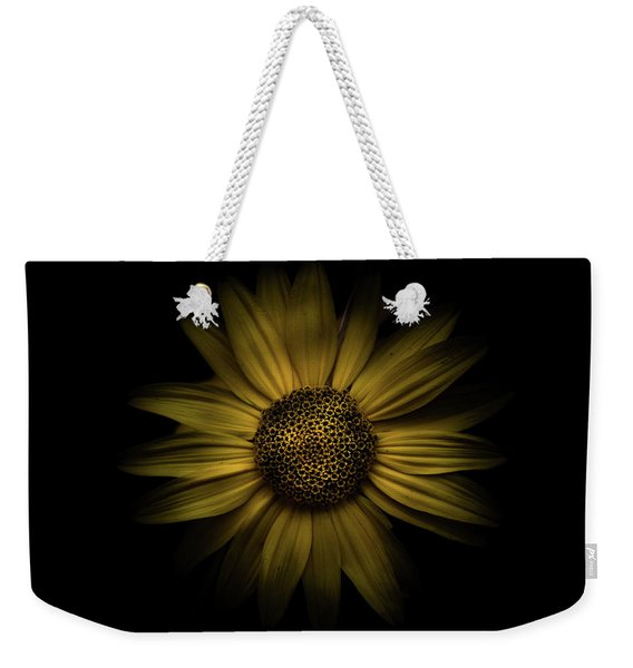 Backyard Flowers 18 Color Version Weekender Tote Bag