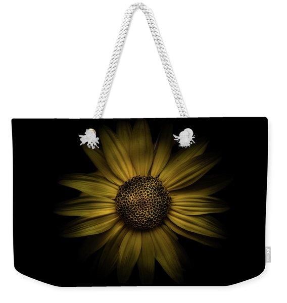 Backyard Flowers 18 Color Version Weekender Tote Bag