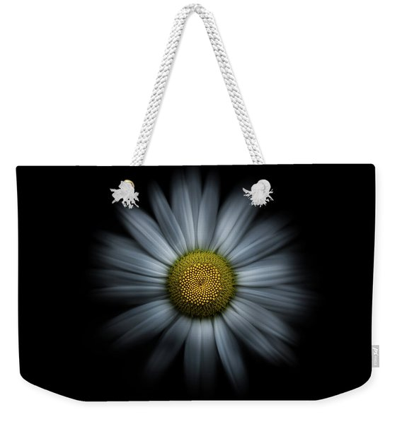 Backyard Flowers 31 Color Flow Version Weekender Tote Bag