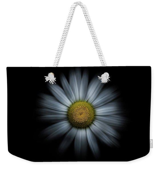 Backyard Flowers 31 Color Flow Version Weekender Tote Bag
