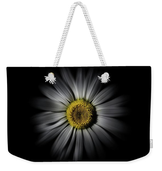 Backyard Flowers 52 Color Flow Version Weekender Tote Bag