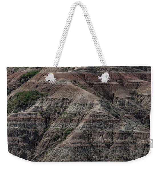 Badlands Portrait Weekender Tote Bag