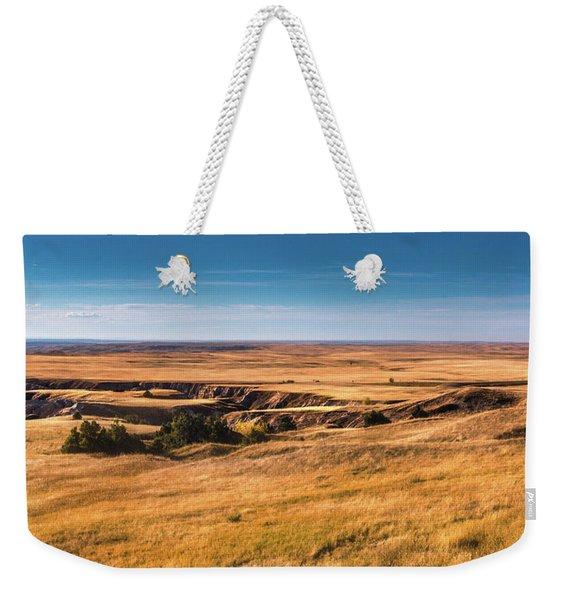 Badlands Weekender Tote Bag