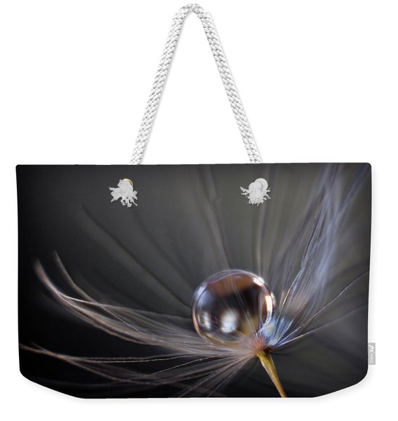 Weekender Tote Bag featuring the photograph Balanced by Michelle Wermuth