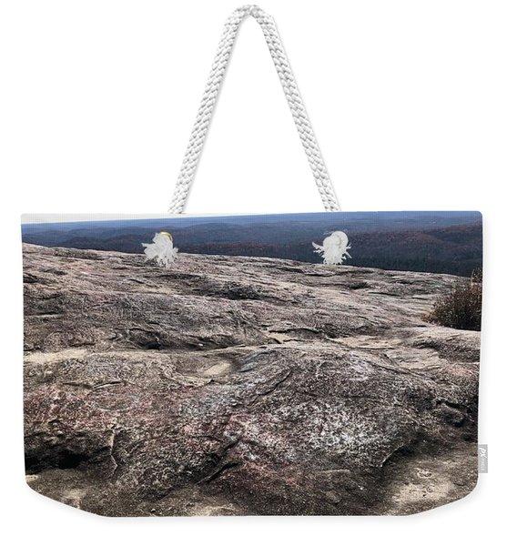 Bald Rock Weekender Tote Bag