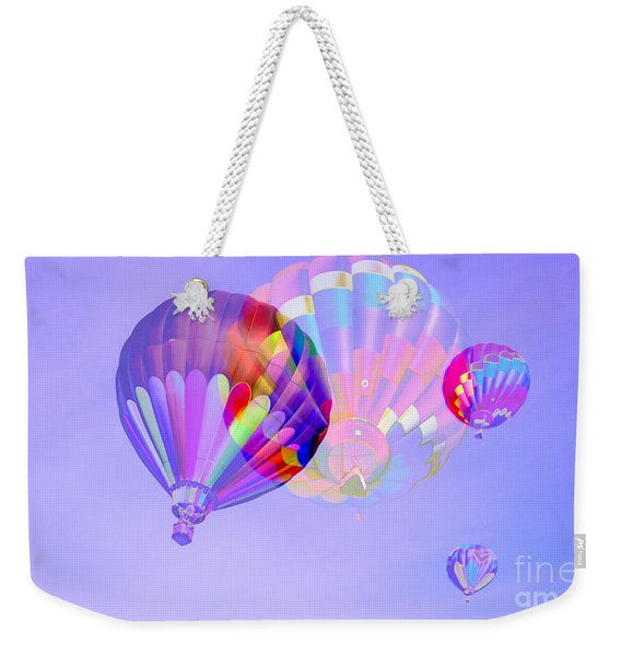 Balloon Dreams Weekender Tote Bag