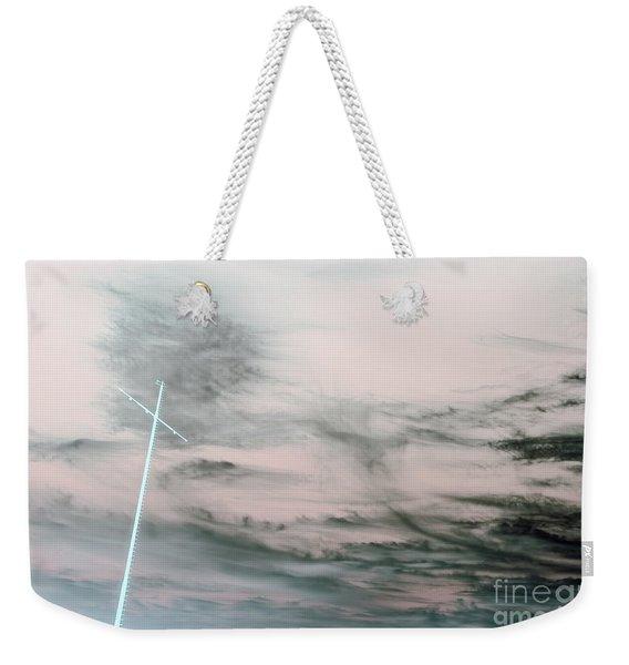 Baltic Sea #3710 Weekender Tote Bag
