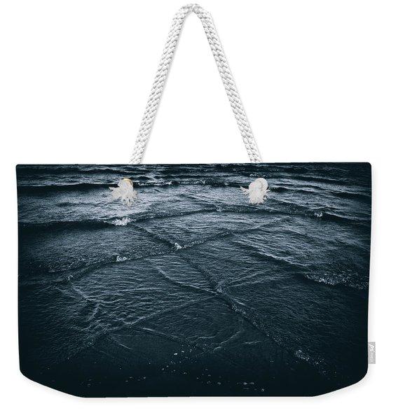 Baltic Sea #3715 Weekender Tote Bag