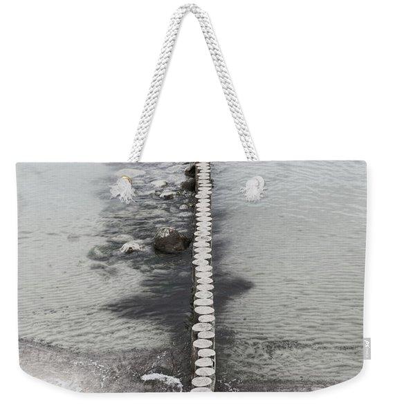 Baltic Sea #3775 Weekender Tote Bag
