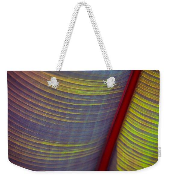 Banana Leaf 8597 Weekender Tote Bag
