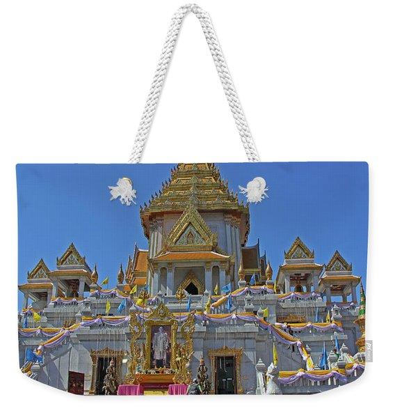 Bangkok, Thailand - Golden Buddha Temple Weekender Tote Bag