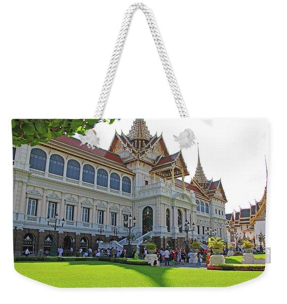 Bangkok, Thailand - The Grand Palace Weekender Tote Bag