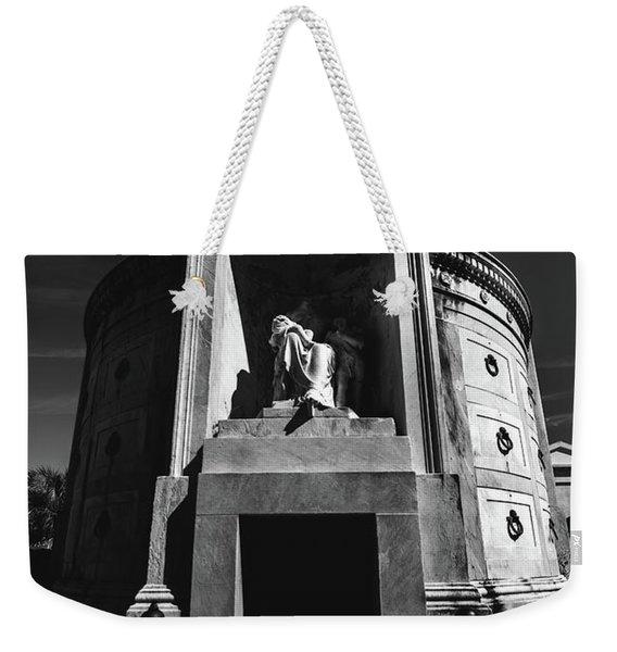 Baroque Tomb Weekender Tote Bag