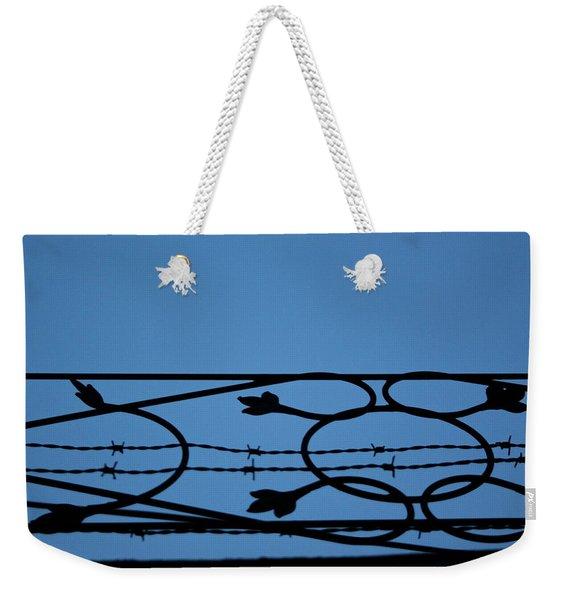 Barrier Weekender Tote Bag