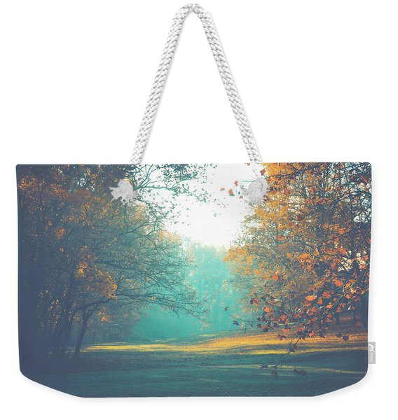 Bashful Weekender Tote Bag