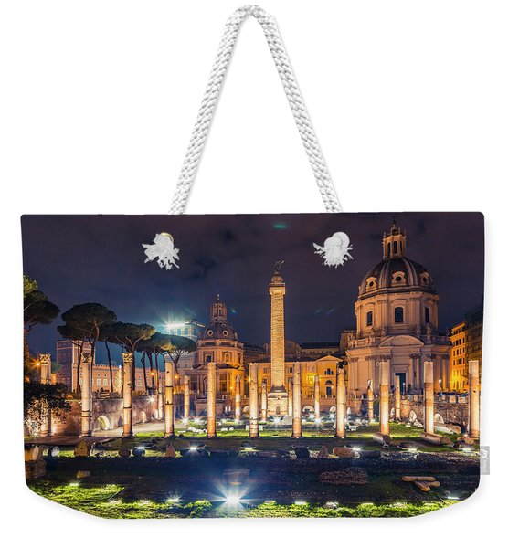 Basilica Ulpia Weekender Tote Bag
