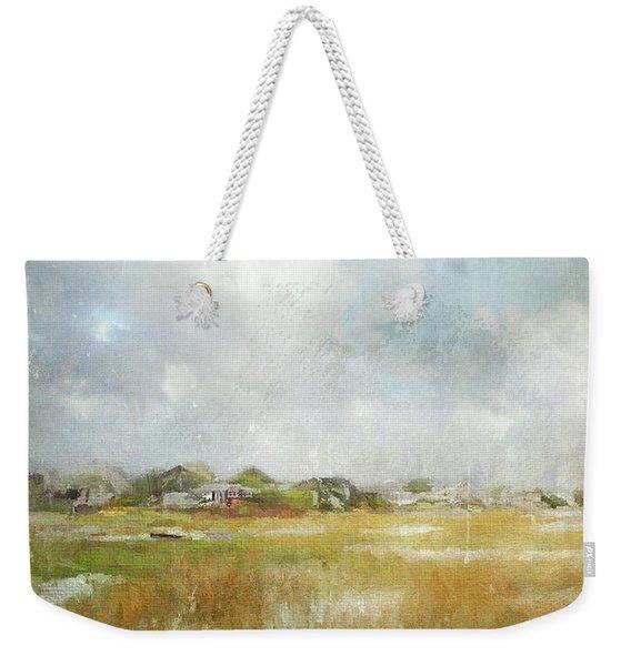 Basin Impressions Weekender Tote Bag