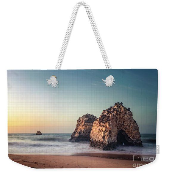Bathed In Sunlight Weekender Tote Bag