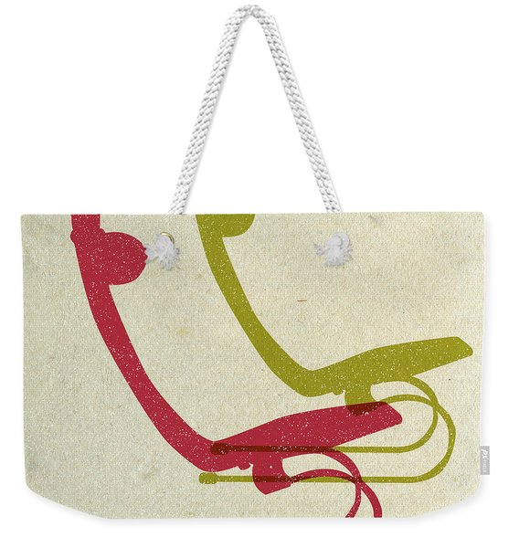 Bauhaus Chairs I Weekender Tote Bag