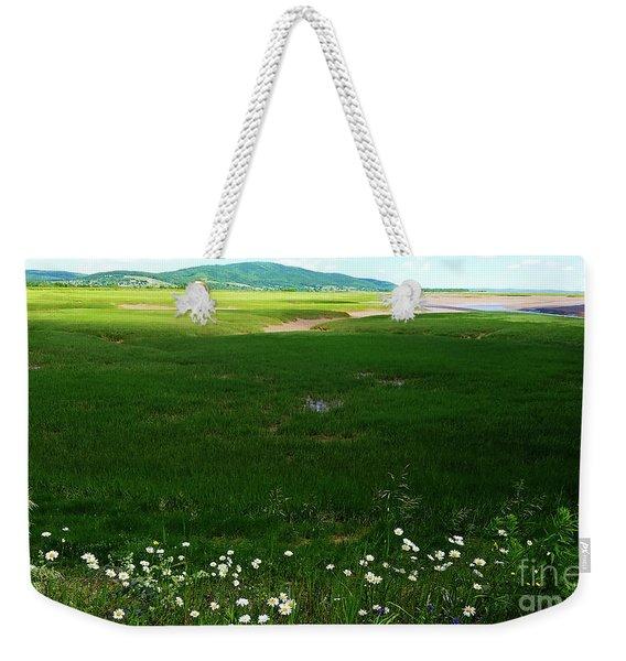 Bay Of Fundy Landscape Weekender Tote Bag