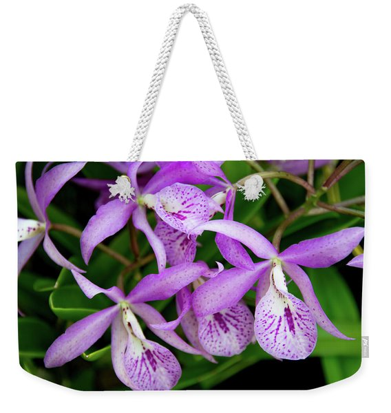 Bc Maikai 'louise' Orchid Weekender Tote Bag