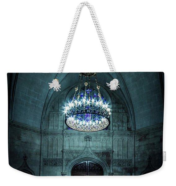 Be The Light Weekender Tote Bag