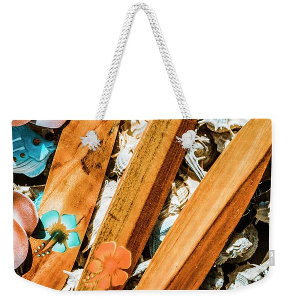 Beach Boards Weekender Tote Bag