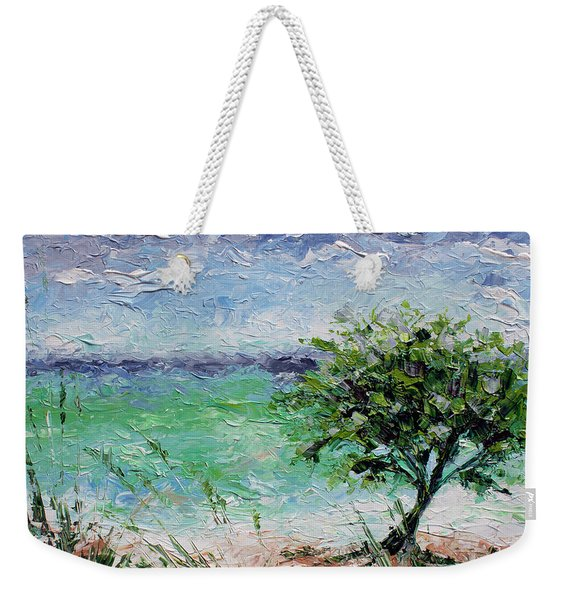 Beach Tree Weekender Tote Bag