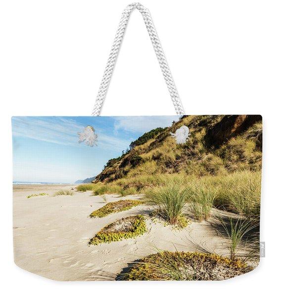 Beach Vegetation Weekender Tote Bag