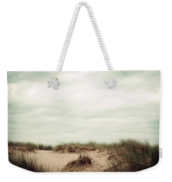 Weekender Tote Bag featuring the photograph Beaches by Michelle Wermuth