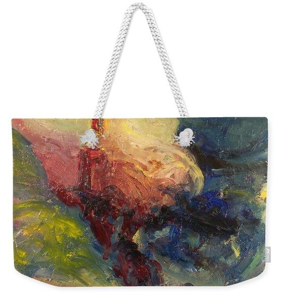 Beacon Weekender Tote Bag