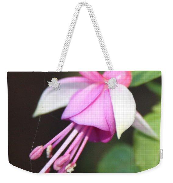 Beautiful Fuchsia Weekender Tote Bag