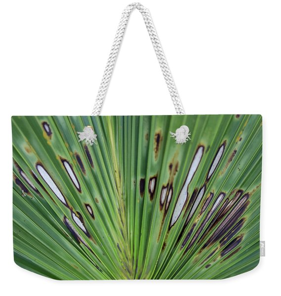 Beautifully Imperfect Weekender Tote Bag