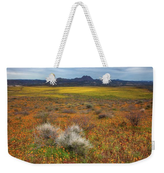 Beauty But For A Moment Weekender Tote Bag