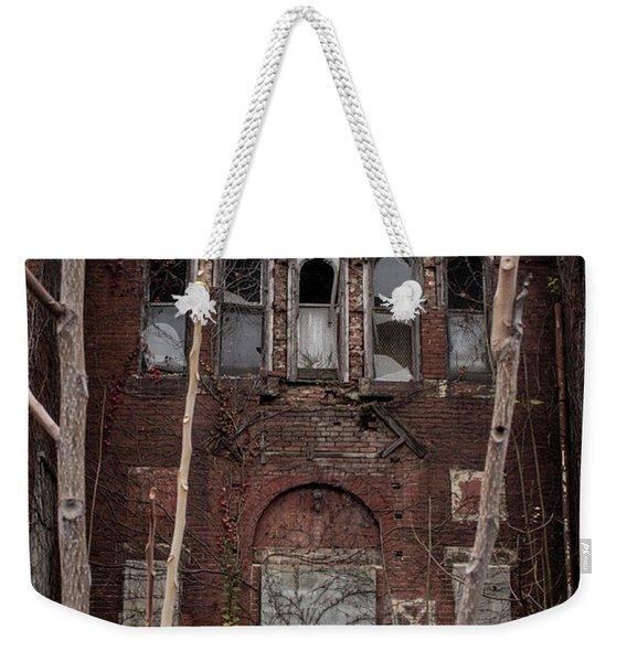 Beauty In Decay Weekender Tote Bag
