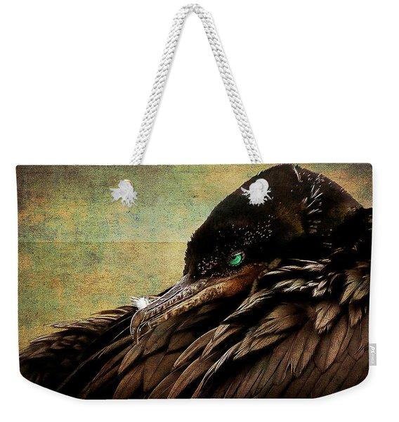 Beauty Is In The Eye -2 Weekender Tote Bag