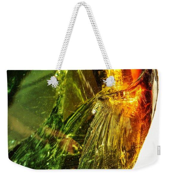 Beauty Of Glass Weekender Tote Bag