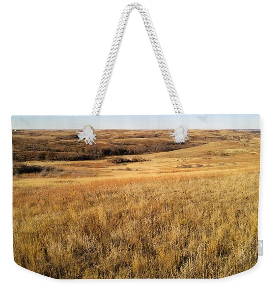 Beauty On The High Plains Weekender Tote Bag