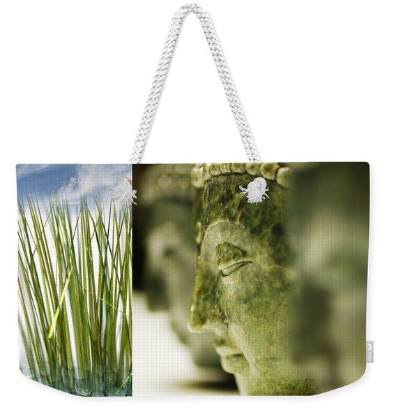 Becoming II Weekender Tote Bag