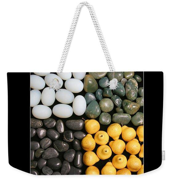 Becoming Iv Weekender Tote Bag