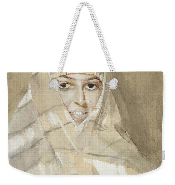 Bedouin Girl, 1886 Weekender Tote Bag